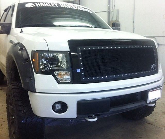 ford-f150-grill-inserts-9 | ford trucks | pinterest | ford and ford