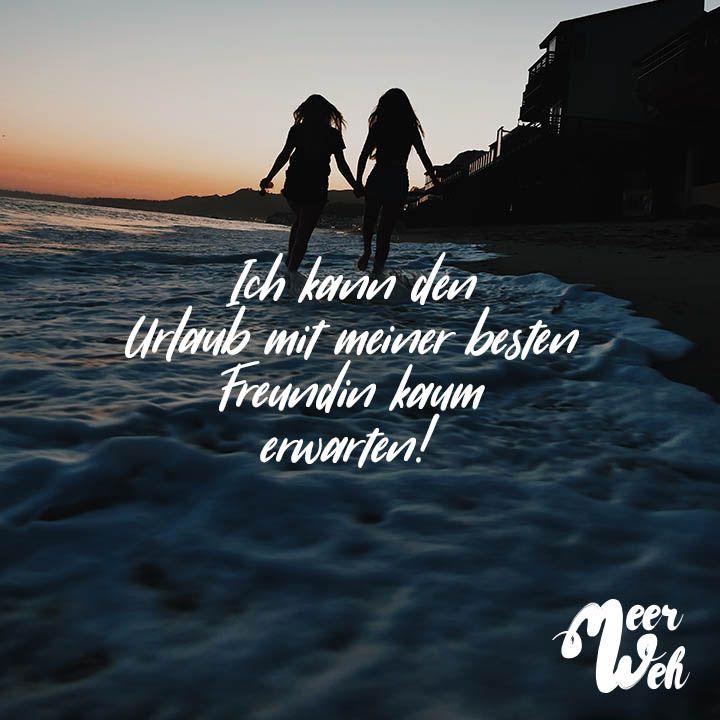 Urlaub Mit Der Besten Freundin