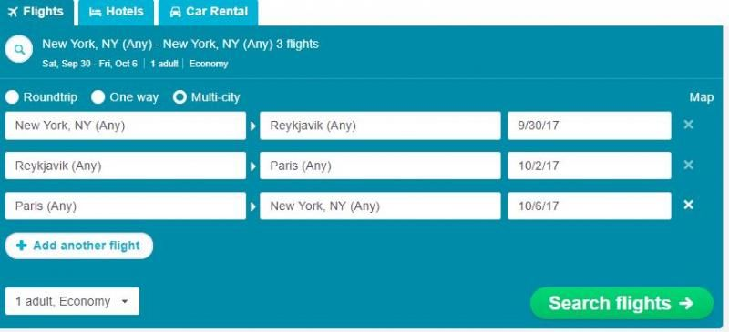 Multicity Search On Skyscanner Skyscanner Long Layovers Flight And Hotel