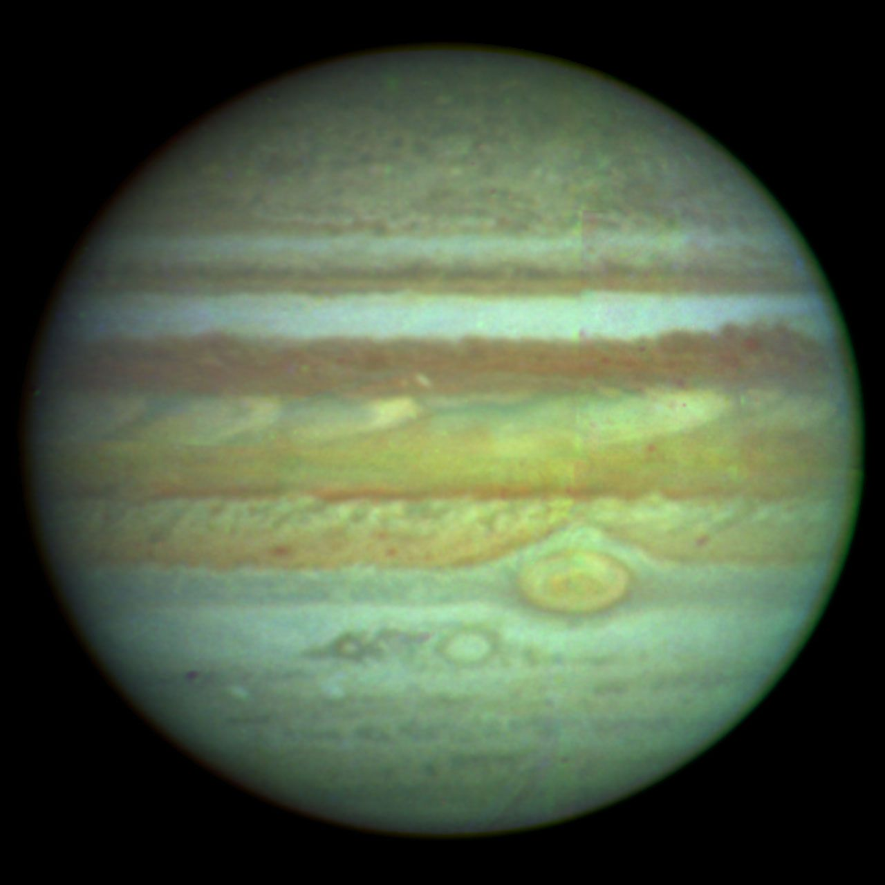 Nasa Esa Hubble Space Telescope Produces Clear Colour