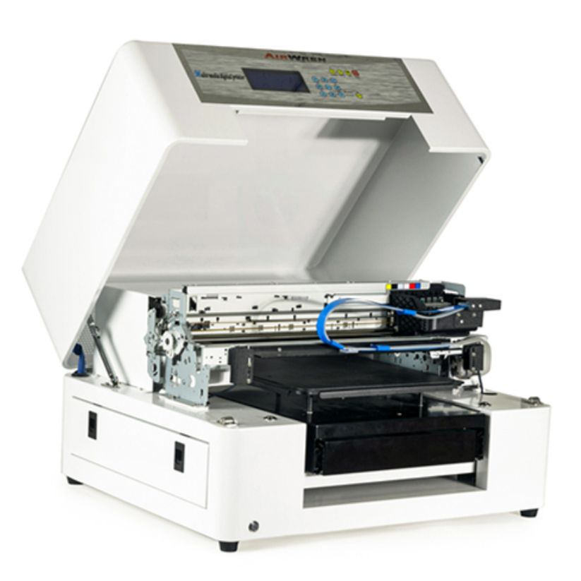 best home printer for printing wedding invitations%0A      new product multifunction tshirt printing machine HaiwnT    digital  A  size dtg