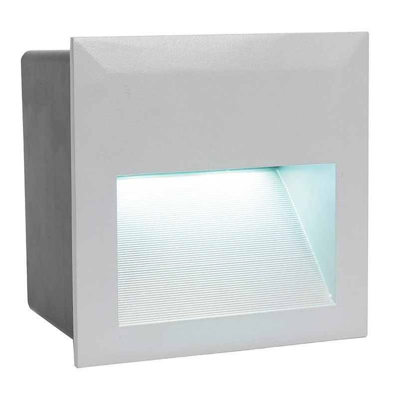 Eglo Zimba Led Outdoor Wall Light Square Lyco Direct
