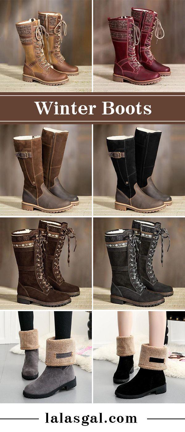 Hot Sale!Women's Cute Winter Snow Shoes