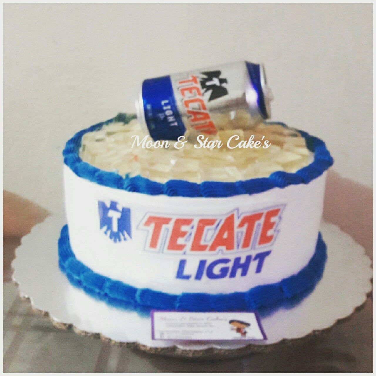 pasteles de cumpleanos para hombres de cerveza
