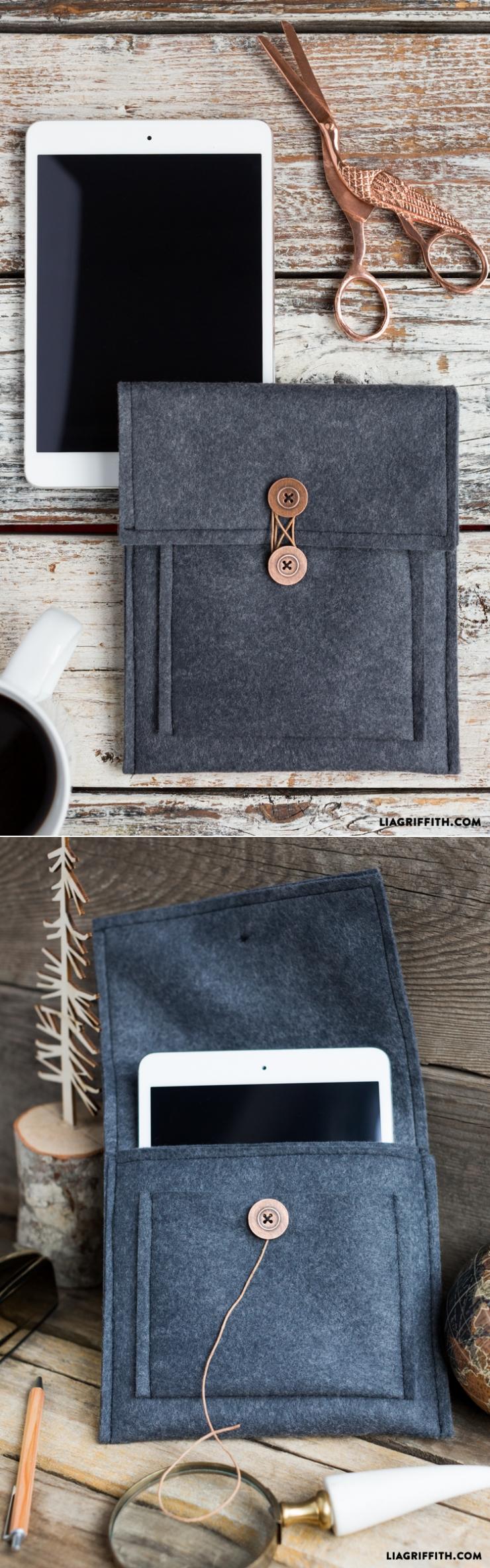 Color Me Glamorous DIY Kindle Fire Case { Tutorial }. I