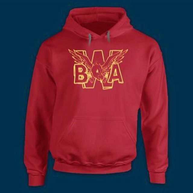 Hooded Pullover Kevin Gates BWA Bread Winners Association | Tees