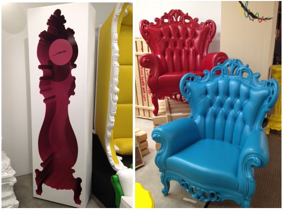 High Quality Whimsical Furniture From PolART! Out There But I Kind Of Love It! #hpmkt
