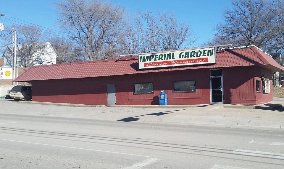 Imperial Garden In Nebraska City Nebraska Chinese Restaurant