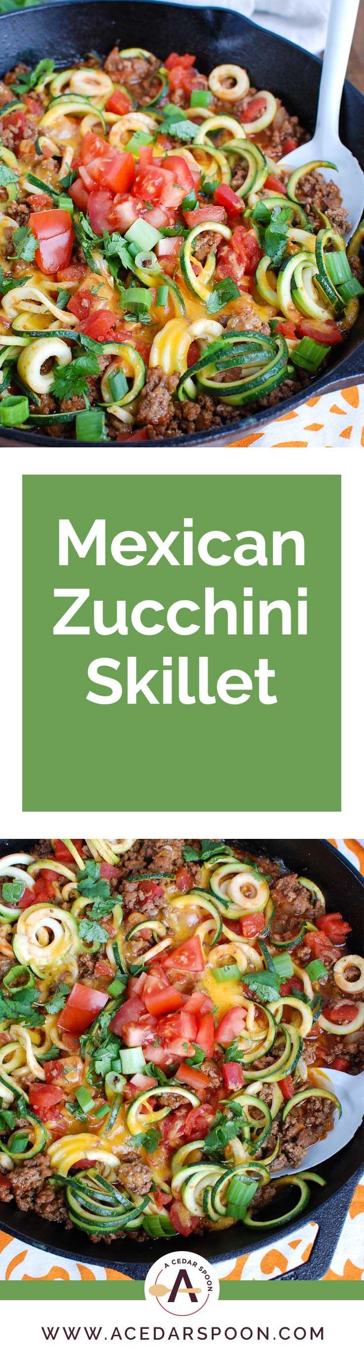 Mexican Zucchini #favourites