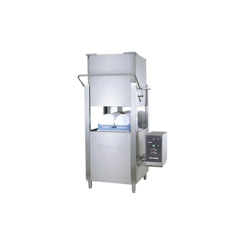 Jet Tech F 22 High Temperature Door Type Commercial Dishwasher Stainless Steel Commercial Dishwashers Dishwashe Commercial Dishwasher Types Of Doors Dishwasher