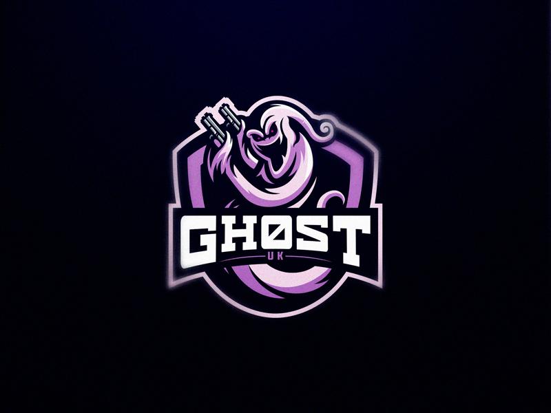 Ghost Uk Ghost Logo Logo Design Sports Logo Inspiration