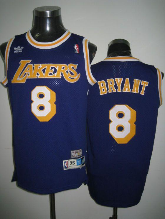 Adidas NBA Los Angeles LA Lakers Authentic Away Basketball