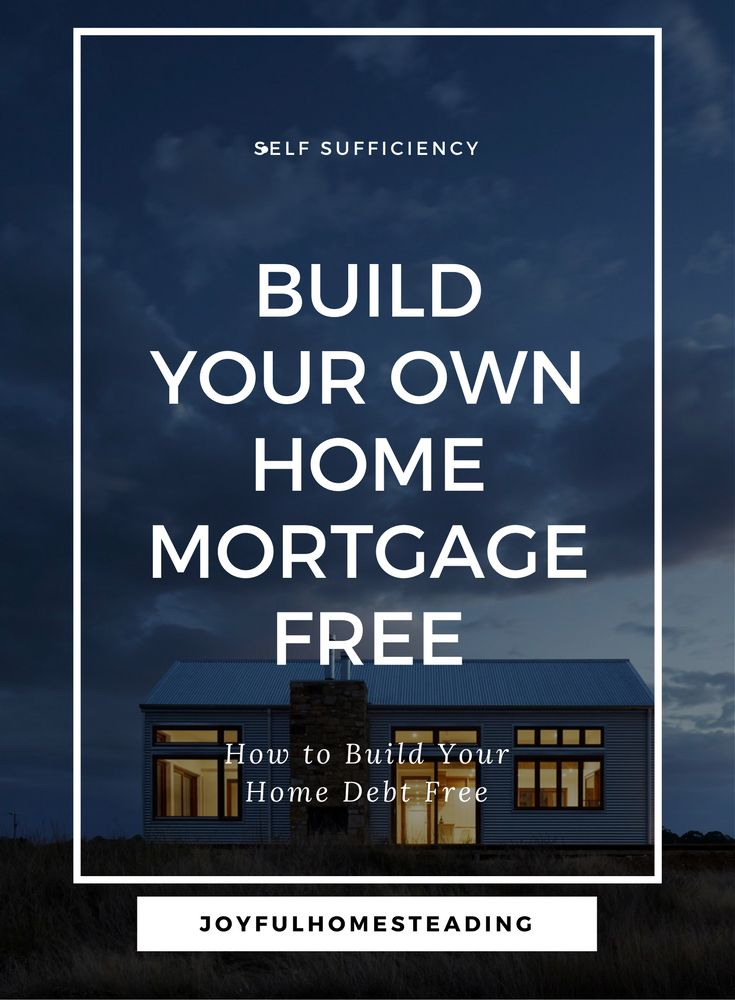 Build Your Own Home Build your own house, Build your own