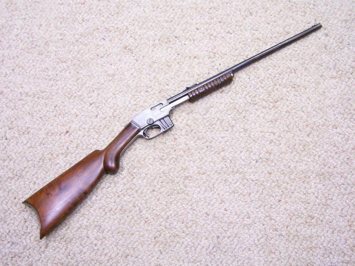 Savage+22+Pump | ... SAVAGE ARMS CORP, C&R OK, -- MODEL 1903, MODEL 1912, PUMP ACTION, 22