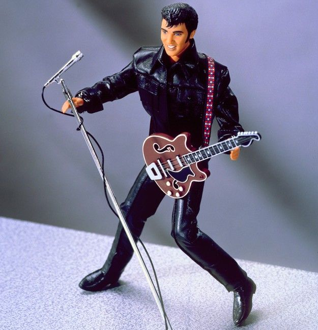 Elvis Presley Doll | Barbie Collector