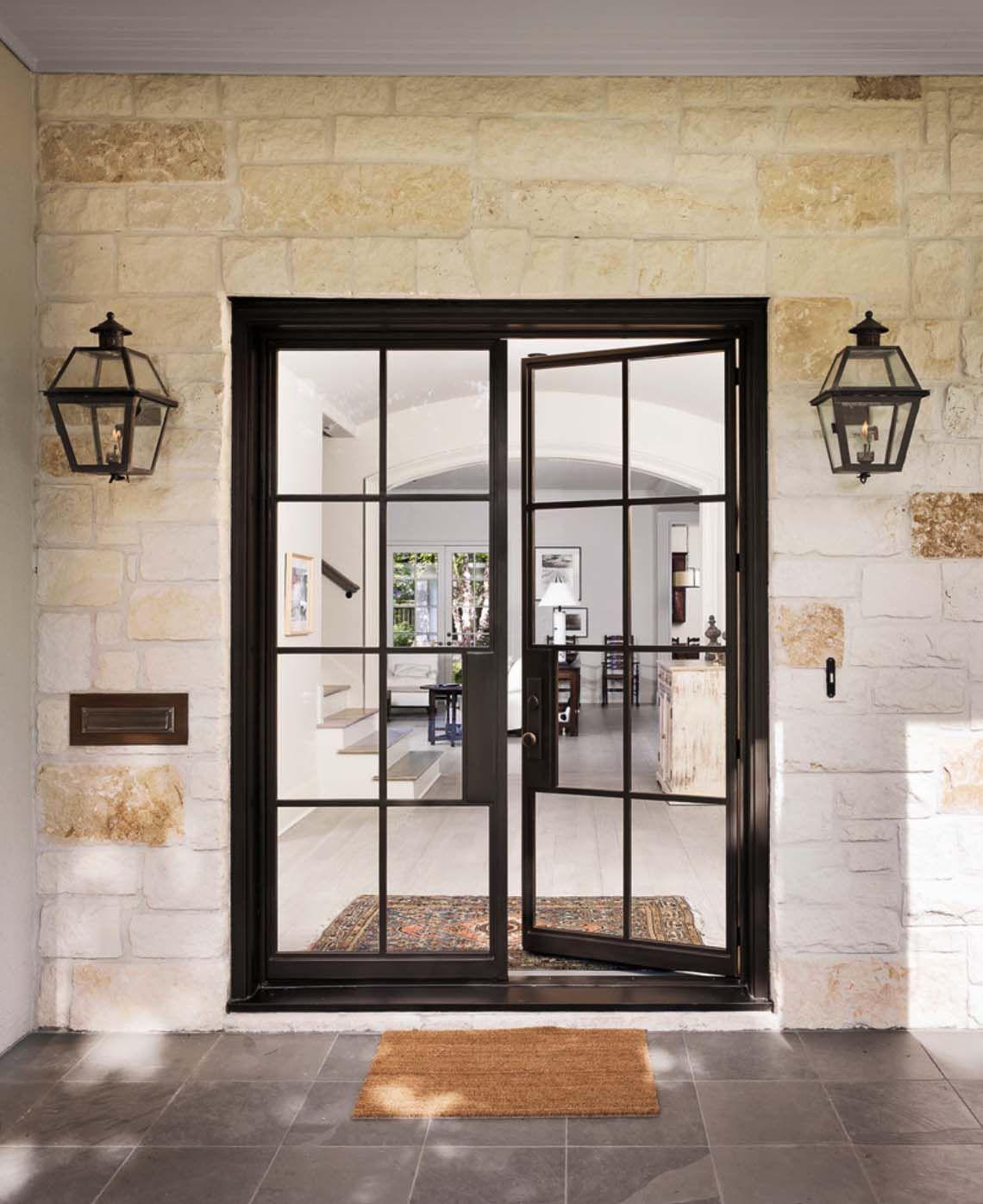 Beautifully renovated texan farmhouse captures the