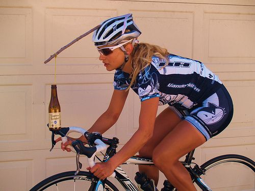 Ok She S Not Riding A Mountain Bike But This Does Look Like