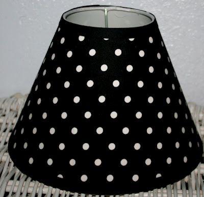 Polka dot lamp shade acrylic paint mickey mouse classroom ideas polka dot lamp shade acrylic paint aloadofball Gallery