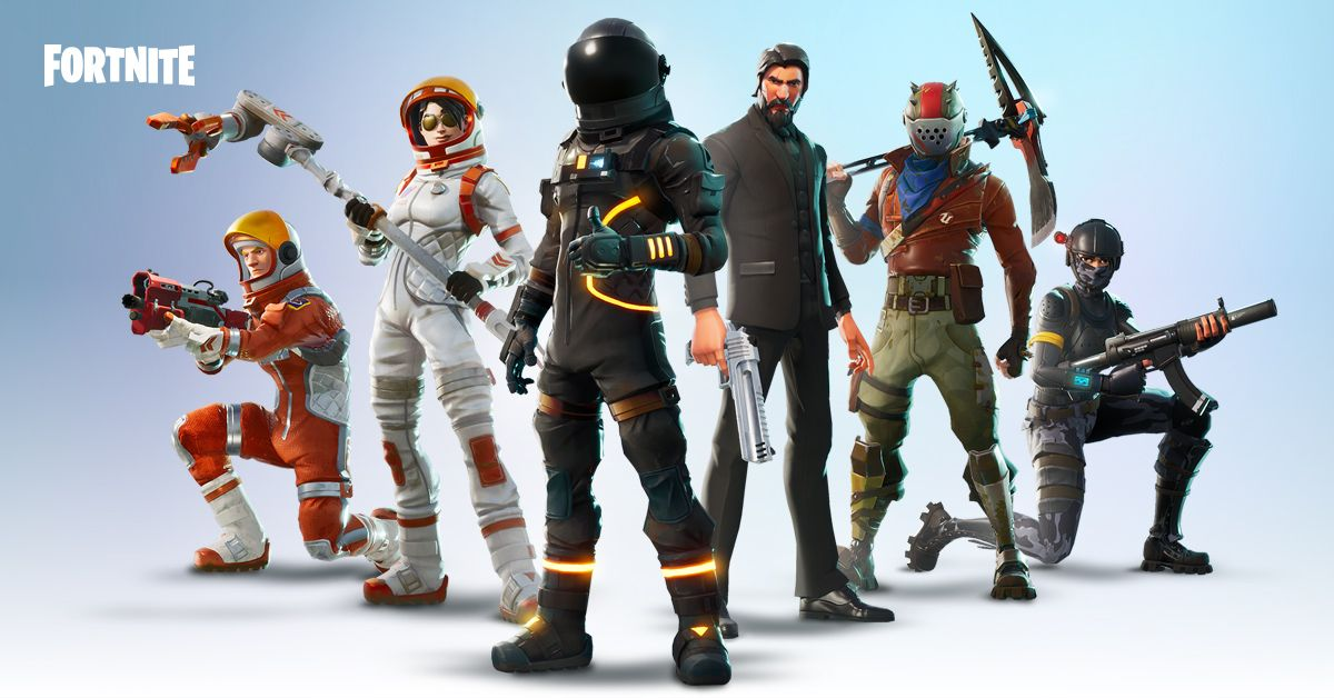 Play Battle Royale Level Up Unlock Epic Loot 100 Tiers 100 Rewards The More You Play The More You Unlock Fortnite Battle Battle Royale Game