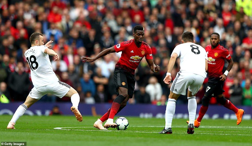 Manchester United 1 1 Wolves Joao Moutinho Earns Visitors A Point The Unit Man United Manchester United