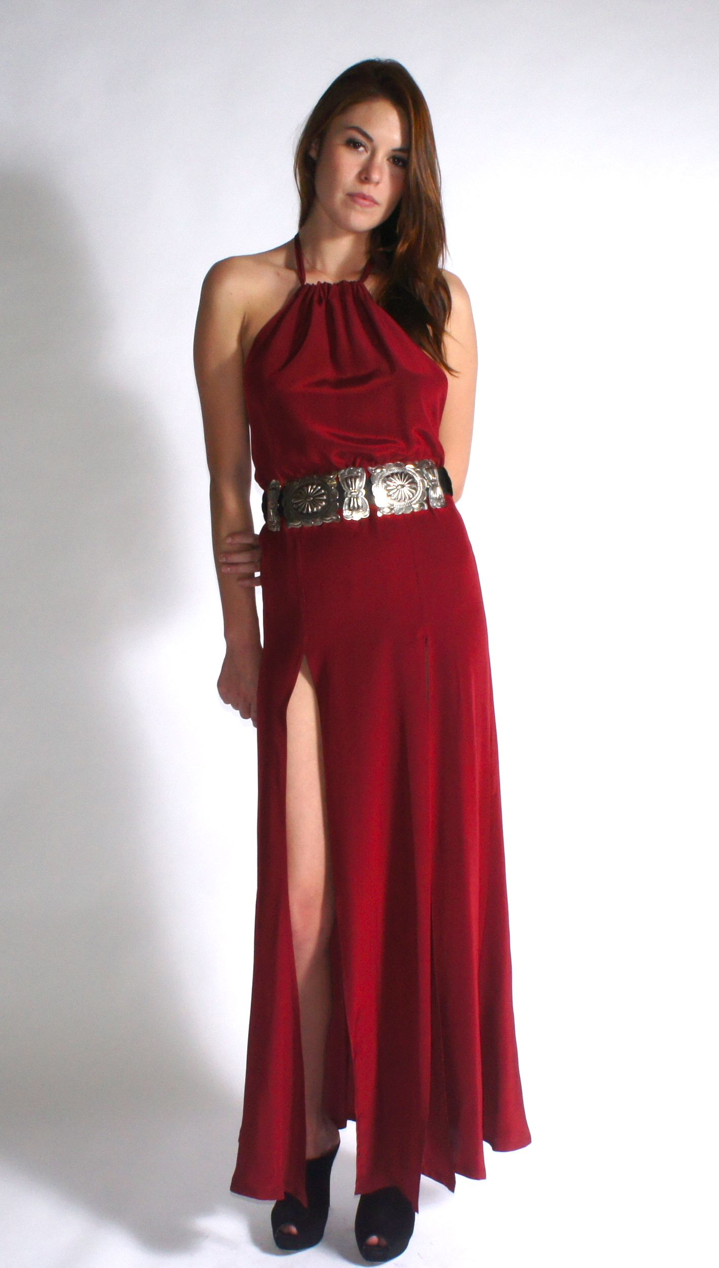 Stone Cold Fox- Red Onyx Gown www.thestonecoldfox.com | STONE COLD ...