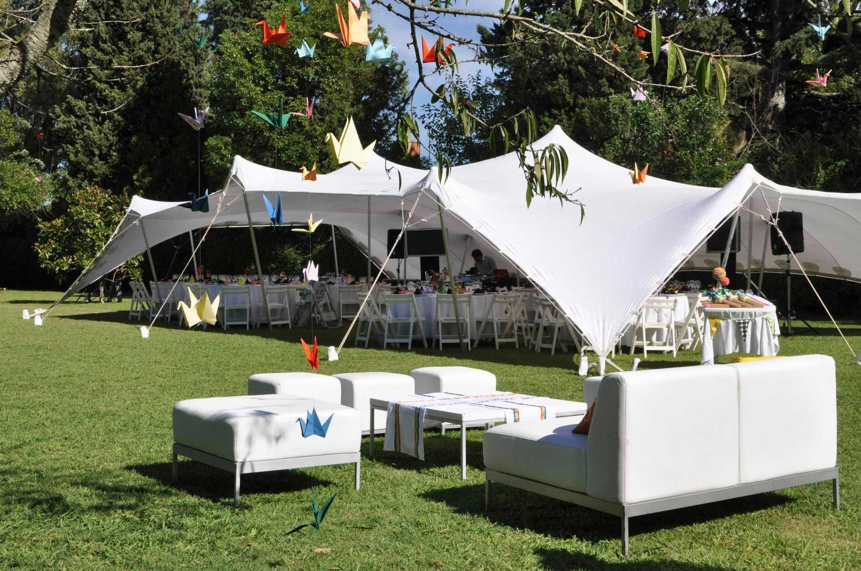 Carpas para eventos y carpas beduinas de tentickle tents for Carpas para jardin