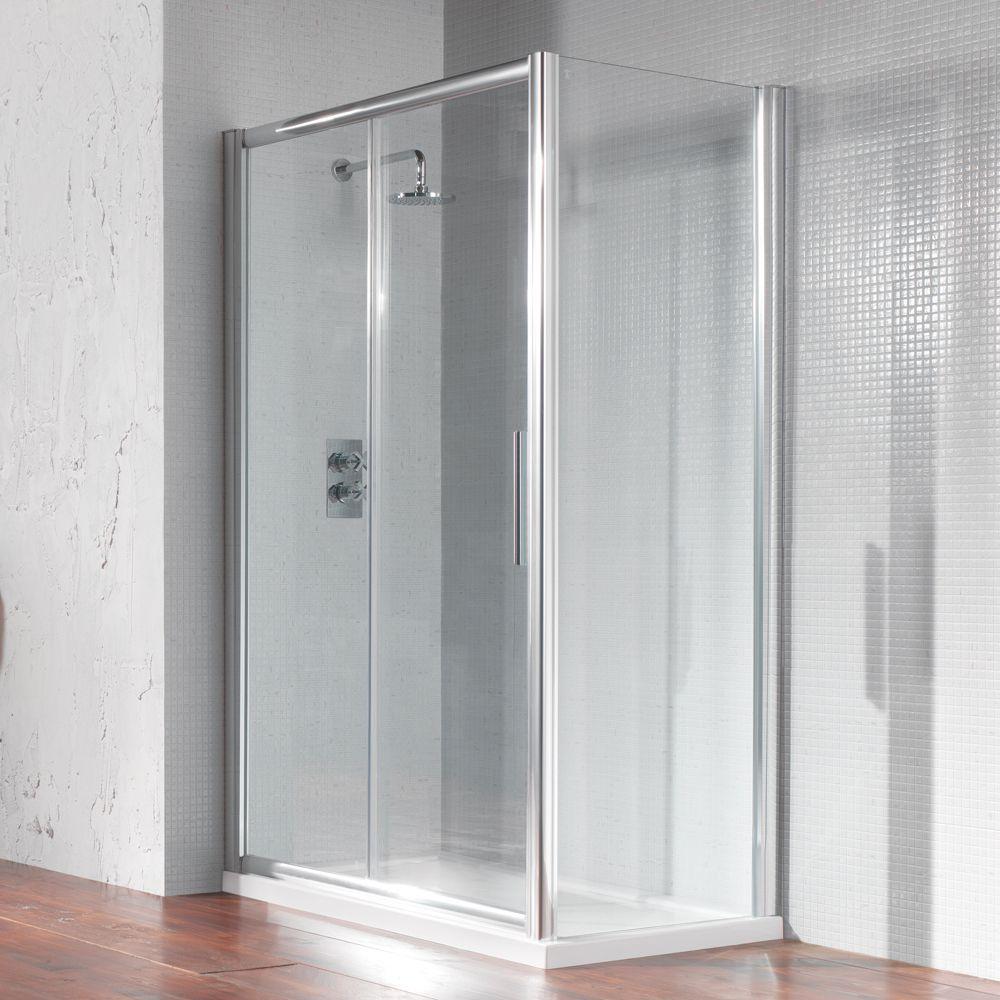 1200mm Sliding Door 8mm Sliding Shower Door Shower Doors Big Bathrooms