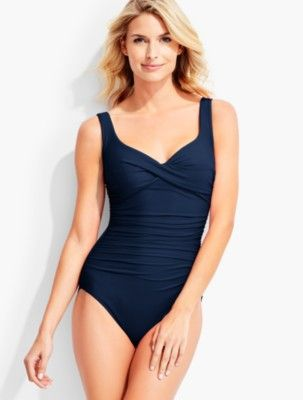 5d1fd5111d552 Solid Barcelo Miraclesuit® - DD cups in 2019 | Products | Fashion ...