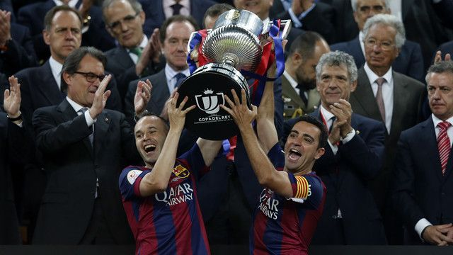 Copa del Rey final to be played at Vicente Calderon