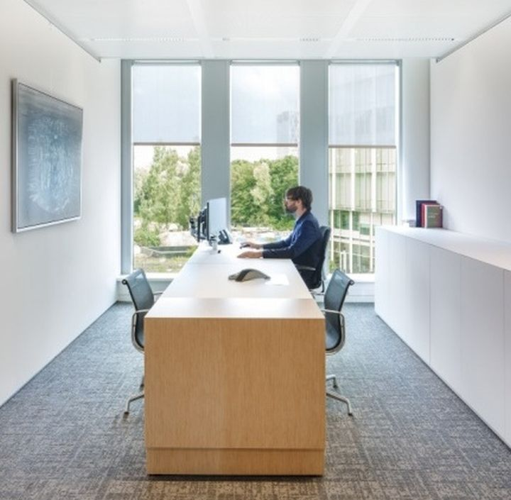 Stibbe Office By Fokkema Partners Amsterdam The Netherlands Retail Design Blog