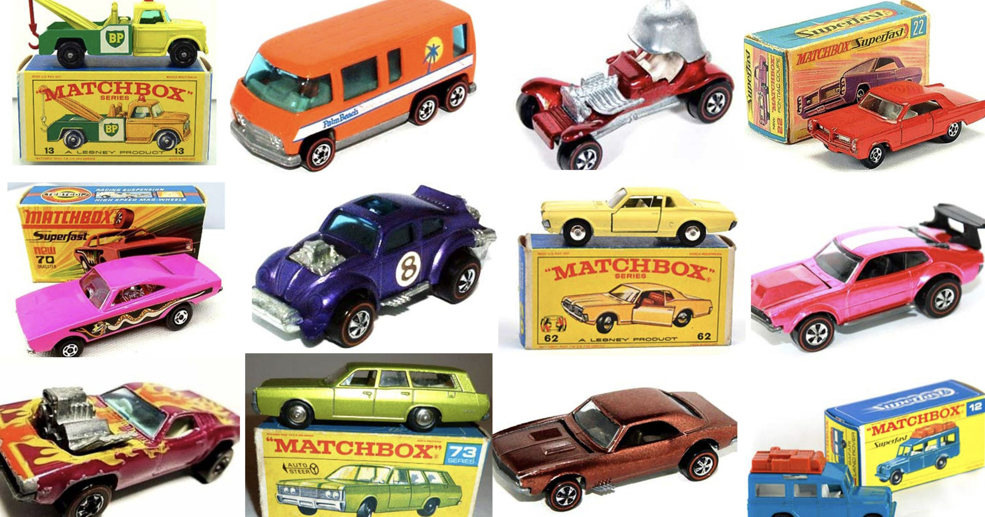 Rare Hot Wheels, Matchbox car: What theyre worth now