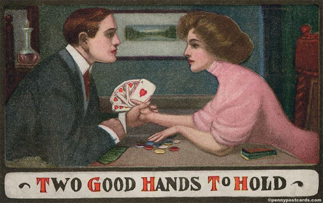 Two Good Hands To Hold