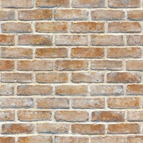 Brick Peel Stick Wallpaper Vinyl Adhesive Contact Paper Wall Covering Sheets Brick Effect Wallpaper Brick Wallpaper Brick Wallpaper Peel And Stick