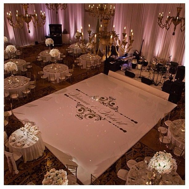 Indoor Wedding Reception Ideas: From Above. Thanks @detailsalicia @itsjohnhong @Montage