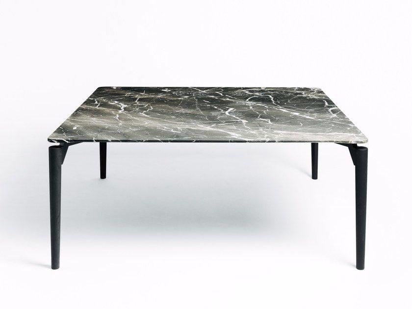 Tavolo De Padova Quadrato.Square Marble Table Tavolo 95 By De Padova Design Achille
