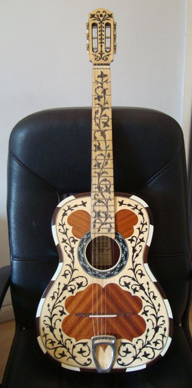 Catania Mod 18 Fetishguitars Guitar Design Cool Guitar Signature Guitar