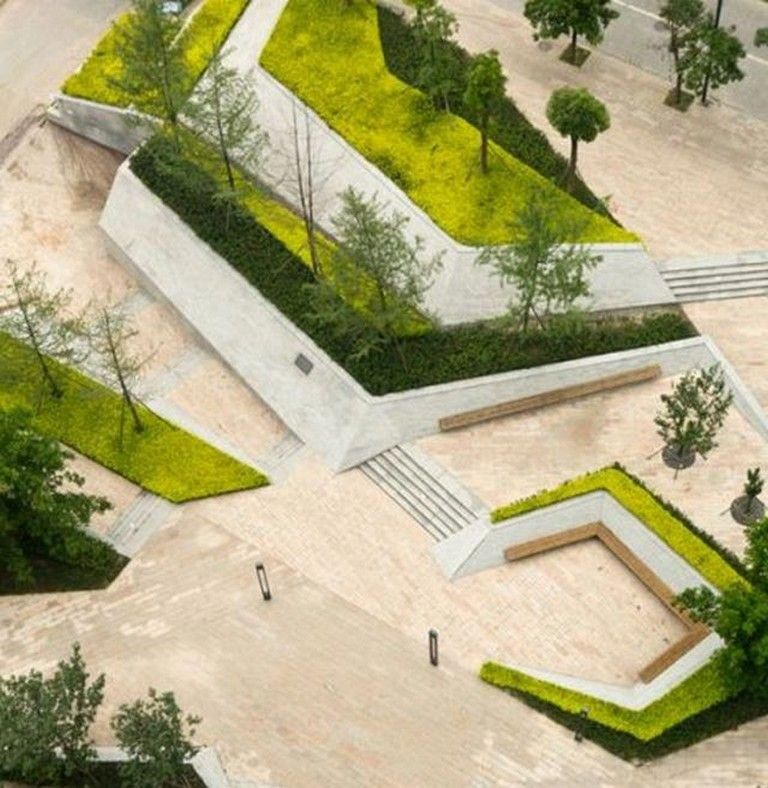 25 Stunning Topography Landscape Architecture Design Ideas