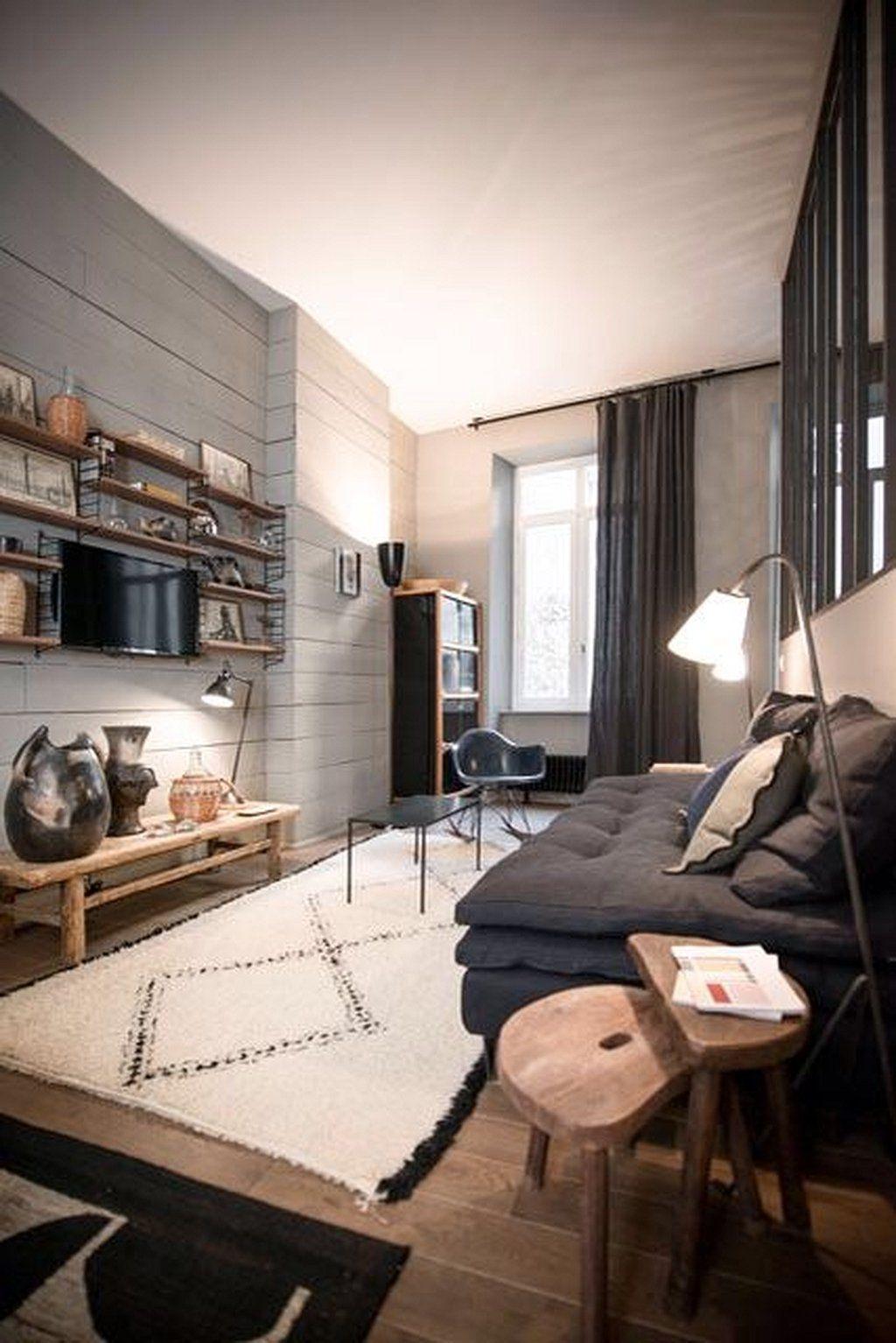 Idée déco studio ma maison de rêve maison hand douillette tapis salon