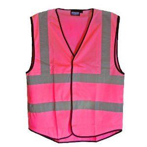 Hi Viz waistcoat size small