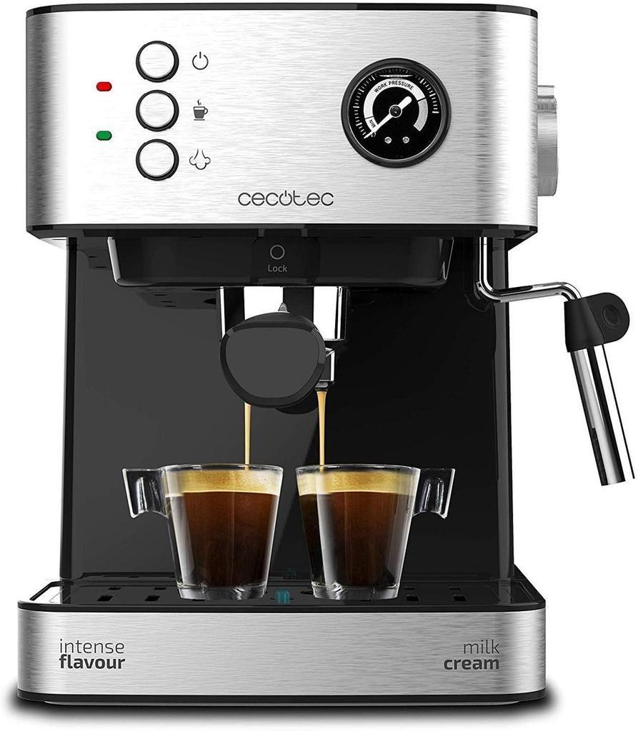Cafetera Express Cecotec Power Espresso 20 PROFESSIONAL