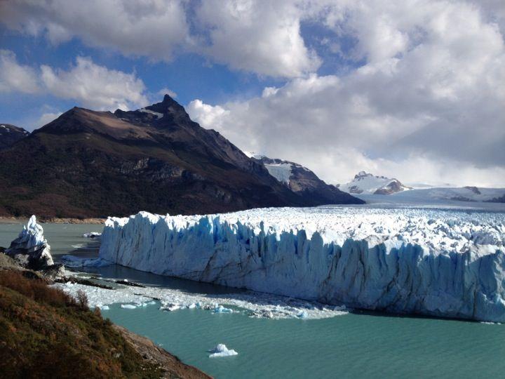 Glaciar Perito Moreno en El Calfate, Santa Cruz