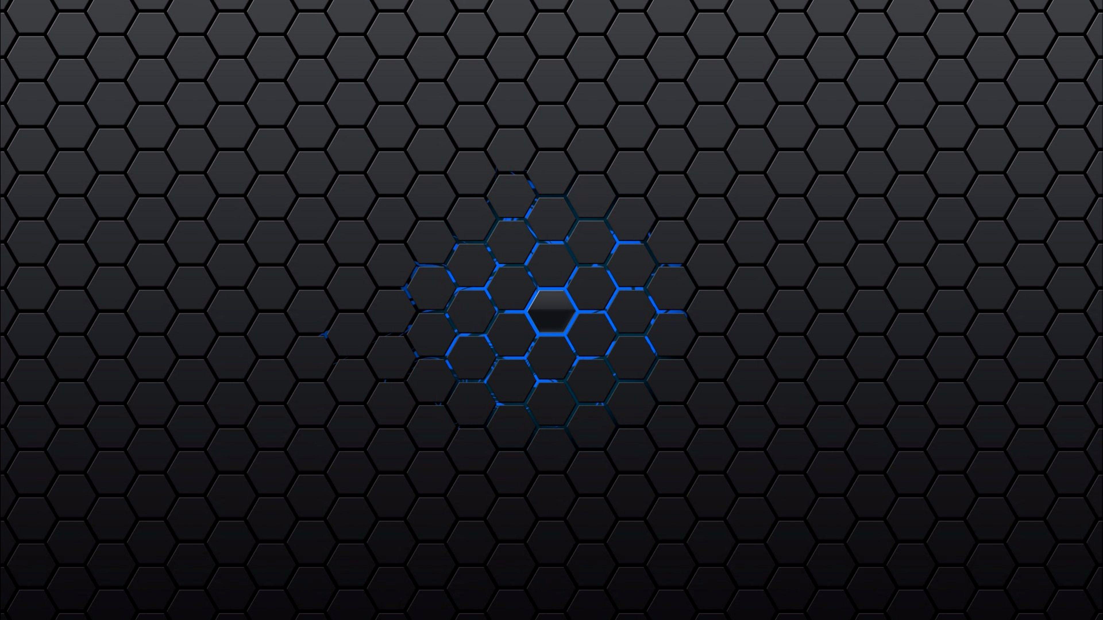 4k Hd Wallpaper Dark Blue Gallery Di 2020 Desain