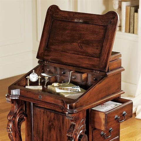 The Captain S Davenport Desk 2