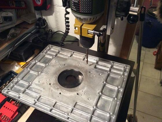 Hubtisch für die Oberfräse Bauanleitung zum selber bauen