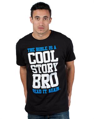 Cool Story Bro - Christian Mens Shirts for $14.99 | C28.com | Mens ...