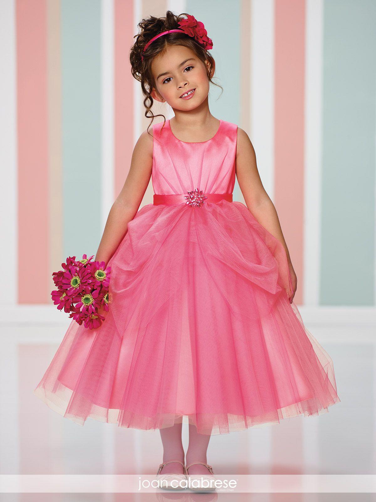Joan Calabrese Flower Girl Dresses | Niños pequeños, Vestidos ...