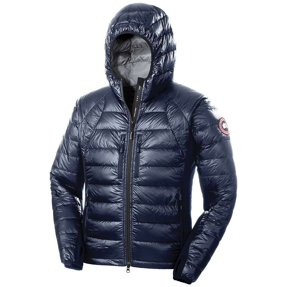 cd319fc7bff Canada Goose Men's Hybridge Lite Hoody | Cool clothes & stuff ...
