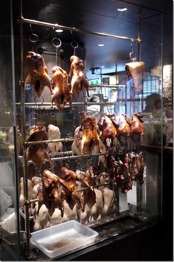 Roast Ducks At Mr. Wong, Modern Chinese