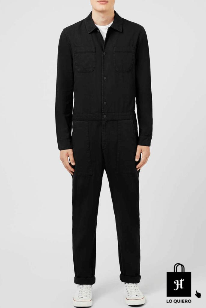 2705e2ceed48 Mono para hombre en negro marca Topman #Moda #Blog #ModaHombre ...