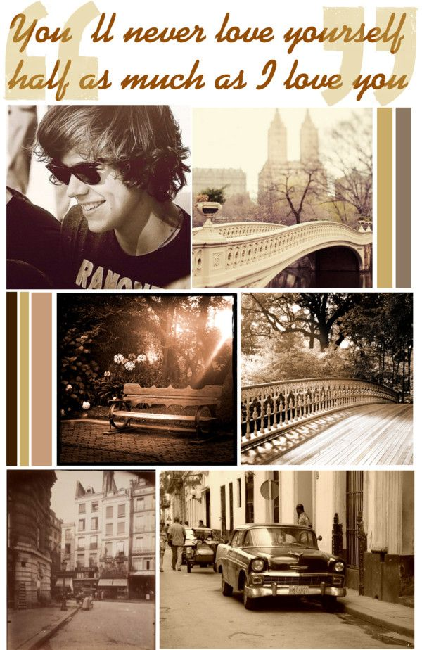 """""""; i'm in love with you, and all your little things"""" by cookiecloud ❤ liked on Polyvore"""